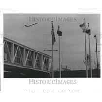 1993 Press Photo OHare Airport Opens New Terminal - RRV44709