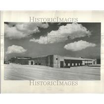 1955 Press Photo International Amphitheater Illinois - RRV96985