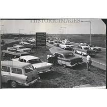1962 Press Photo General View O Hare Airport King Size - RRV43713