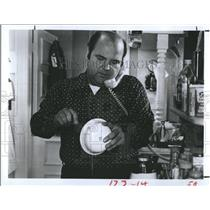 1923 Press Photo Dom DeLuise Actor Fatso - RSH13771