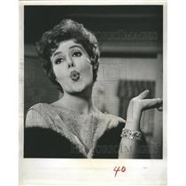 1950 Press Photo Actress Cara Williams - RSH59953