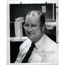 1981 Press Photo Tom McKay ABC TV Vice President - RRX29075