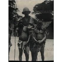 Press Photo Pygmy Peoples - RRW83127