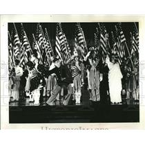 1998 Press Photo James Cagney American Actor. - RRV16753