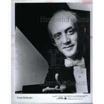 1981 Press Photo Lorin Hollanderclassical pianist music - RRX26231