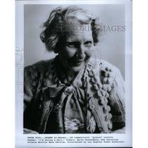 1982 Press Photo Granny Manuel TV Commercial Loretta - RRX49135