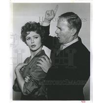 1960 Press Photo Actress Cara Williams - RSH59971