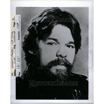 1983 Press Photo Robert Clark Seger singer guitarist - RRU62197
