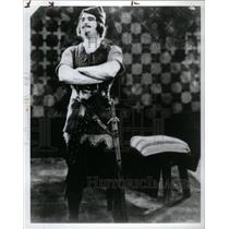 1991 Press Photo Douglas Fairbanks in 1922's Robin Hood - RRX29121