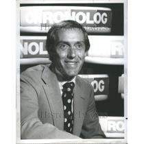 1981 Press Photo Garrick Utley (Newsman) - RRU66351