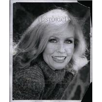 1981 Press Photo Newscaster Marilyn Turner - RRX48907