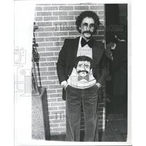 1975 Press Photo Ad Man Alan Sussman - RRW28285