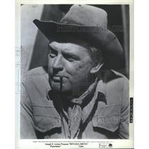 1967 Press Photo Actor Arthur Kennedy In Nevada Smith - RSC04449