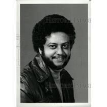 1981 Press Photo Jerry Cabell, News Writer - RRW99119