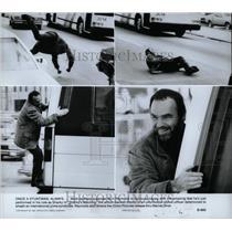 Press Photo Burt Reynolds Sharky Machine Stunman Star - RRW95639