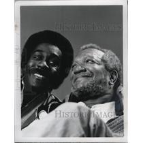 Press Photo Wilson Foxx Sanford and Son TV Magazine - RRW98529