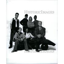 Press Photo 3rd Rock From The Sun TV Series Cast - RRX30383