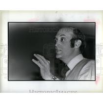 1981 Press Photo Lorin Hollander American pianist - RRX23087