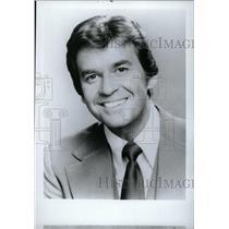 1981 Press Photo Richard Wagstaff Dick Clark American - RRW95679
