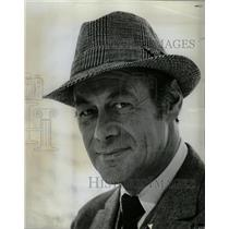 1964 Press Photo British Actor Rex Harrison Tony Award - RRW15997