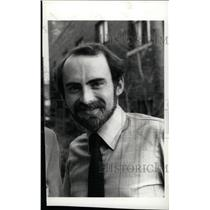1980 Press Photo Television Host Bill Pace Jazz Music - RRW72485