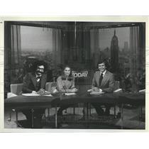 1979 Press Photo New Set Today Show Anchors Brokaw - RRV71361