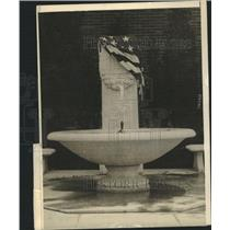 1915 Press Photo Cenotaph Fountain Battery New York - RRW51075