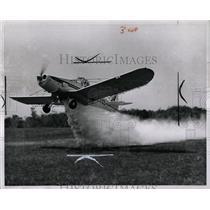 1968 Press Photo Aerial Salt Spray. - RRW00355