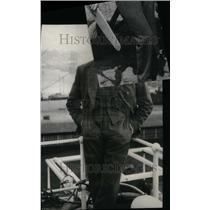 1930 Press Photo Claude Grahame-White Belgenland - RRU29045