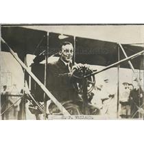Press Photo Early Aviator C. F. Willard - XXB00053