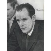 1974 Press Photo David O'Connell IRA Provisional Leader