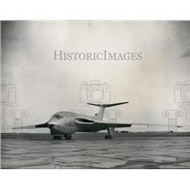 1952 Press Photo Britain's new H.P. 80 crescent wing bomber R.A.F. - KSB47293