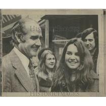 1111 Press Photo Kathleen Kennedy Daughter of the late Sen. Robert F. Kennedy