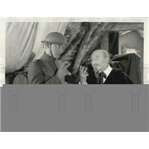 "1926 Press Photo Conrad Nagel And Dan Mason In ""Tin Hats"" - XXB04505"