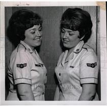 1967 Press Photo Martha Mary Air Force Ent Colorado - RRW80895