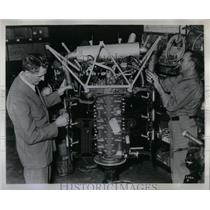 1959 Press Photo Max Conrad Aviator Pilot Chicago - RRX53869