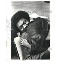 1978 Press Photo Rev. Jackson With Son - RSH28549
