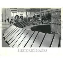 1964 Press Photo O Hare Airport phone books every city - RRV43681