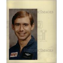 1984 Press Photo Brewster Shaw NASA Astronaut - RRX35591