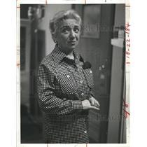 "1978 Press Photo Molly Picon in ""Soerset"" - RSH40585"