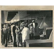 1976 Press Photo O'Hare International Airport Chicago - RRV42815