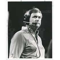 1993 Press Photo Wade Williams of the Denver Broncos. - RSH33617