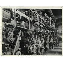 Press Photo Presses in Plant 2825 North Oakley Avenue - XXB11195