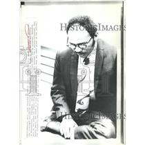 1963 Press Photo James M. Meredith, Who Attacked Nationwide Attention Negro
