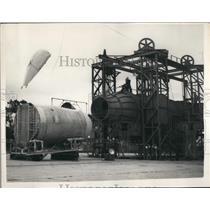 1954 Press Photo Aeroplane and Armament Experimental Establishment Press Visit