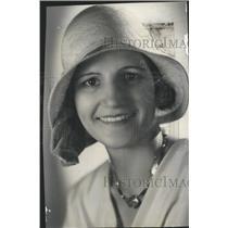 1930 Press Photo Mrs. Freeman F. Gosden - RSH62387