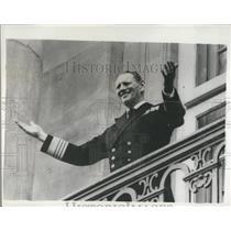 1964 Press Photo King Frederik of Denmark is 65
