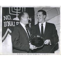 1957 Press Photo Lynn and Muzzy Patrick - RSH29479