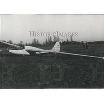 Press Photo French High Flying Glider Le Breguet 901-01 For Gliding Championship