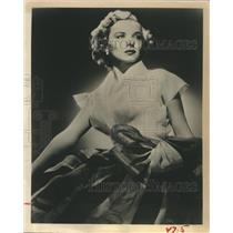 1950 Press Photo Diana Lynn Producers' Choice - RSH78279